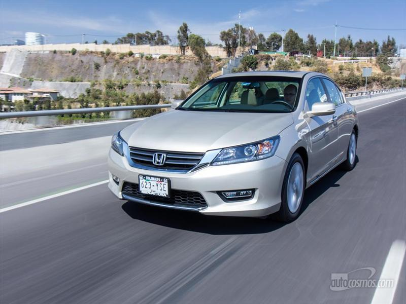 Honda Accord EXL Navi 2013