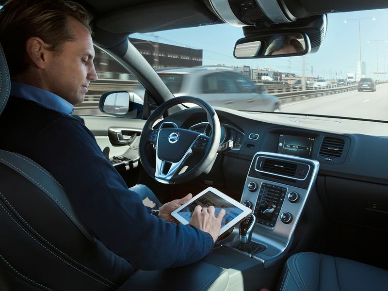 """Volvo """"Drive Me"""" Sistema de conducción autónoma"""