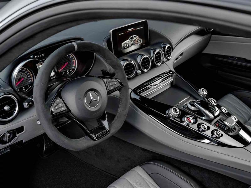 Mercedes-AMG GT 2018