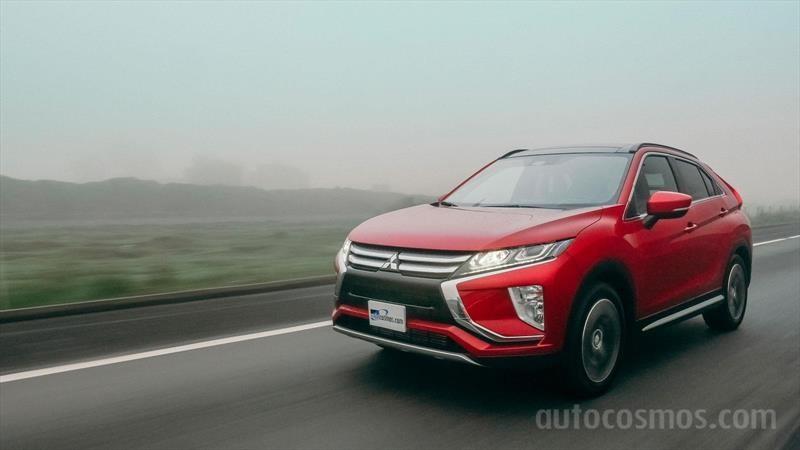 Mitsubishi Eclipse Cross 2019 a prueba