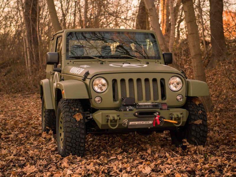 Jeep Wrangler por GeigerCars