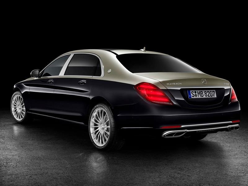 Mercedes-Maybach Clase S 2019