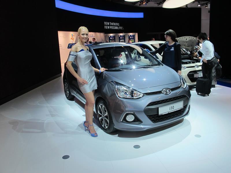 Top 10: Hyundai i10