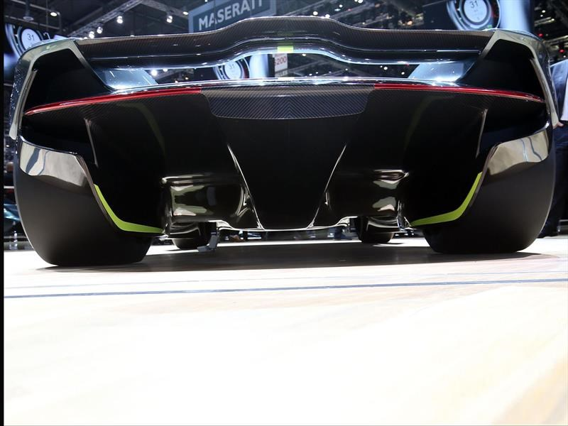Aston Martin AM-RB 001 Valkyrie