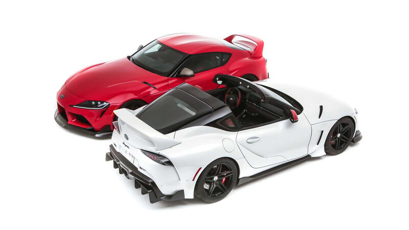 Toyota Supra Targa Concept