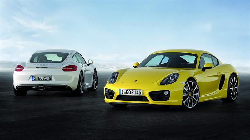 Top 10: Porsche Cayman 2014