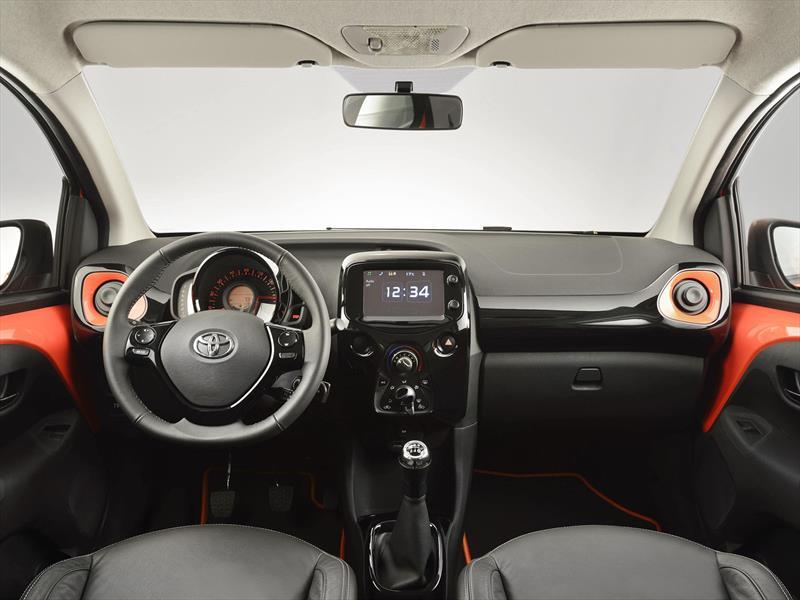 Toyota AYGO en Ginebra 2014