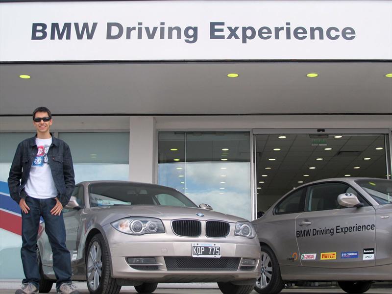 Ganador del concurso BMW Driving Experience