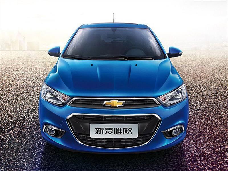 El Chevrolet Sonic cambia de cara