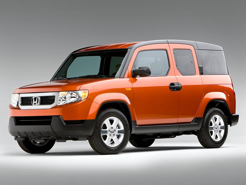 Top 10: Honda Element