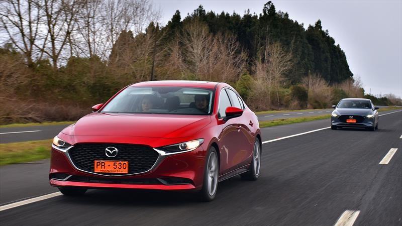 Lanzamiento Mazda3 2020 en Chile