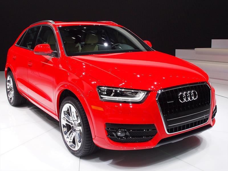 Audi Q3 2015 para EUA