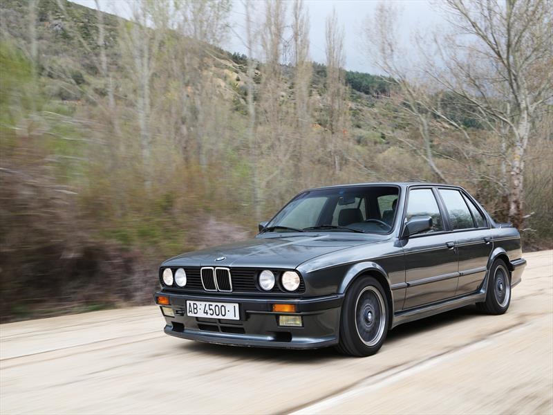 BMW Serie 3 E30 (1982-1994): Segunda generación