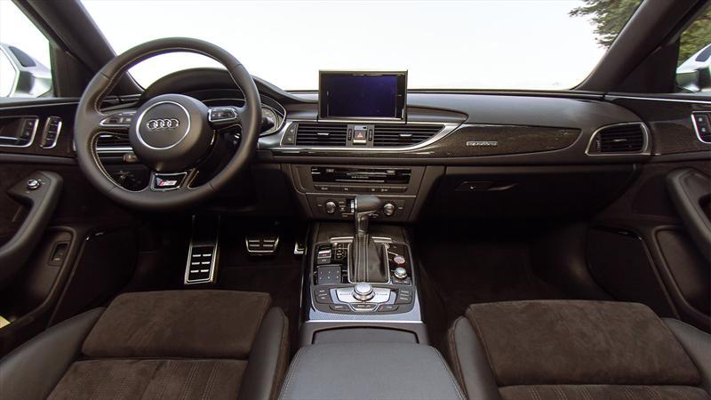Super Prueba Audi S6 2013