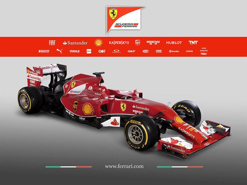 F1: Ferrari F14T 2014