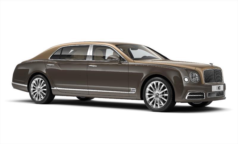 Bentley Mulsanne First Edition