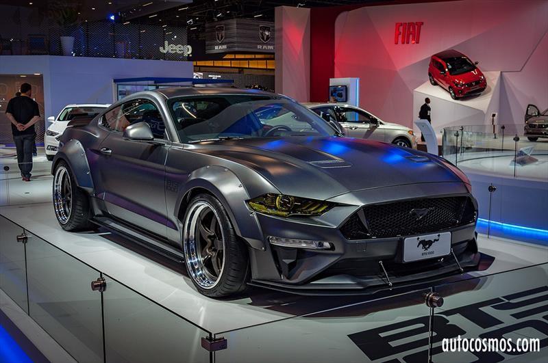 Ford en el Salón de Sao Paulo