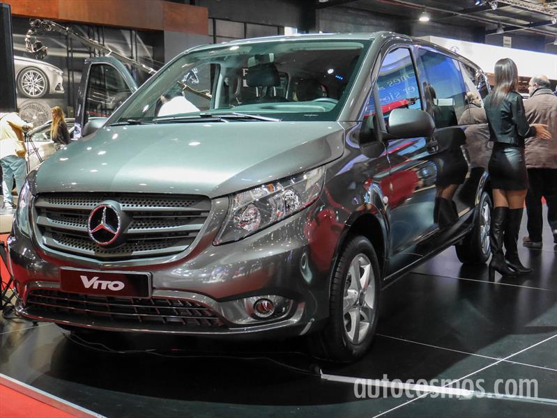Mercedes-Benz y smart en Buenos Aires 2015