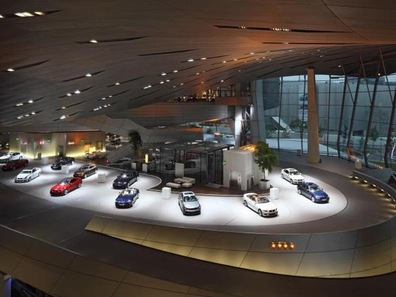 Entrega especial de Porsche, Volkswagen y BMW