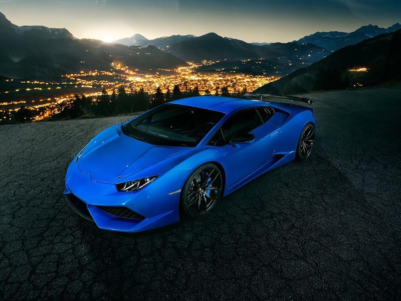 Lamborghini Huracán N-Largo por Novitec Torado