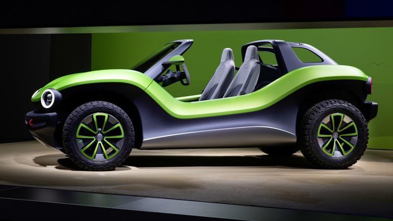 Volkswagen I.D. Buggy Concept