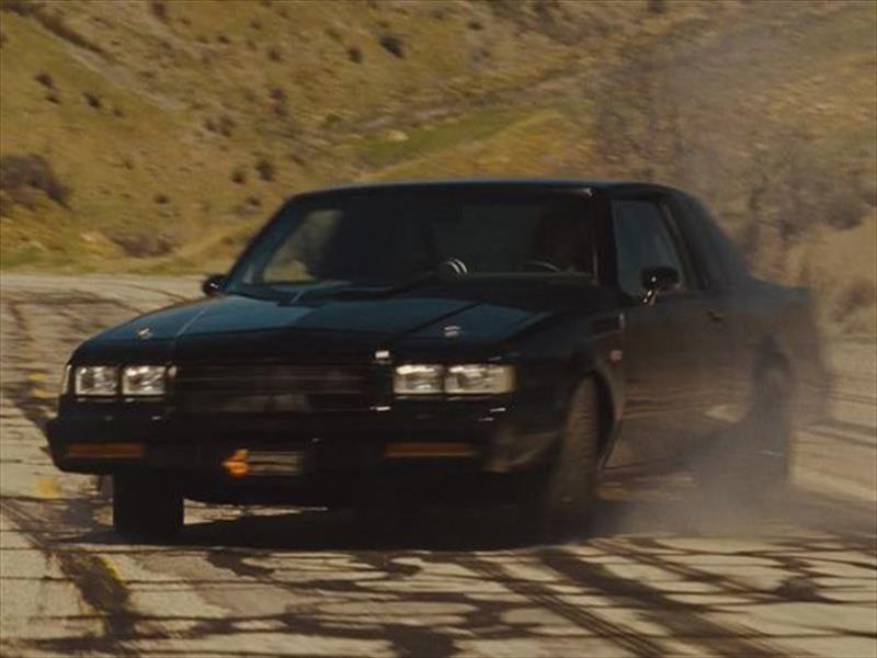 Buick Grand National GNX (Rápidos y Furiosos)