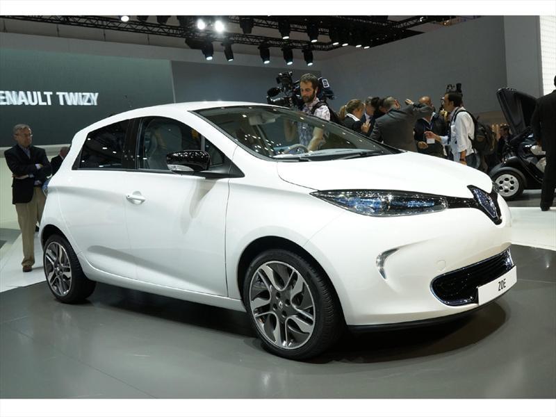 Renault ZOE en Ginebra 2012