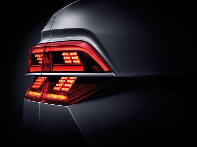 Nuevo Volkswagen Phideon