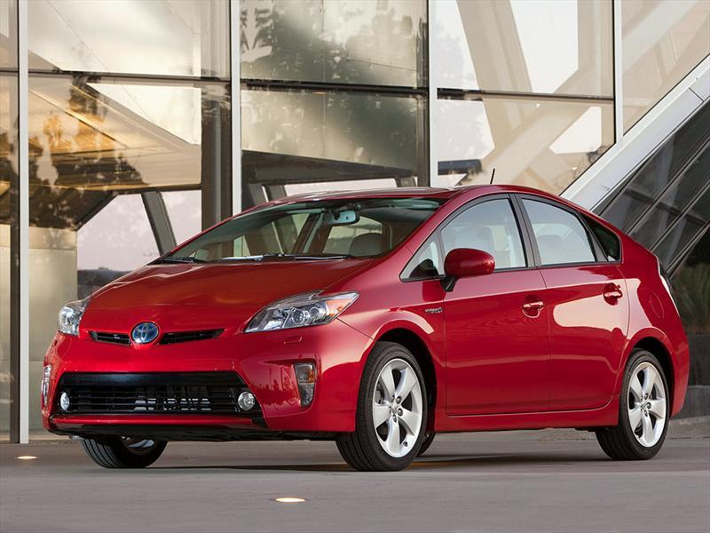 Toyota Prius, renovación 2012