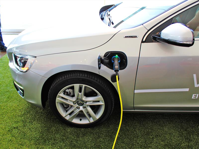 Volvo V60 Plug-in Hybrid Lanzamiento en Chile