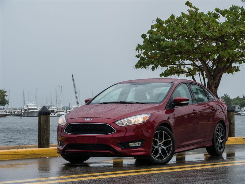 Nuevo Ford Focus, primer contacto