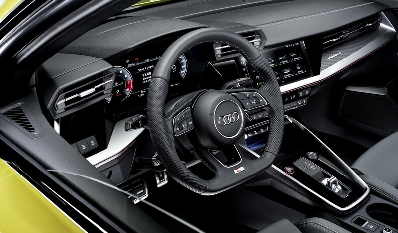 Audi S3 Sportback 2021 - Autocosmos.com