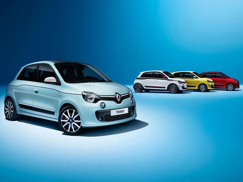 Nuevo Renault Twingo 2015