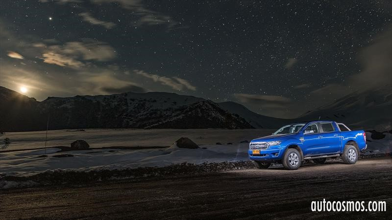Ford Ranger 2020 en Chile