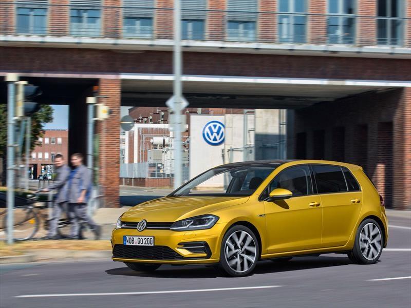 Nuevo Volkswagen Golf VII (restyling)