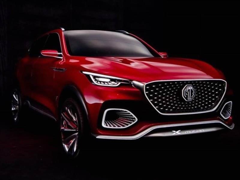 MG X-Motion Concept 2018