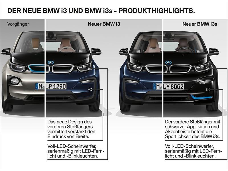 BMW i3 se renueva