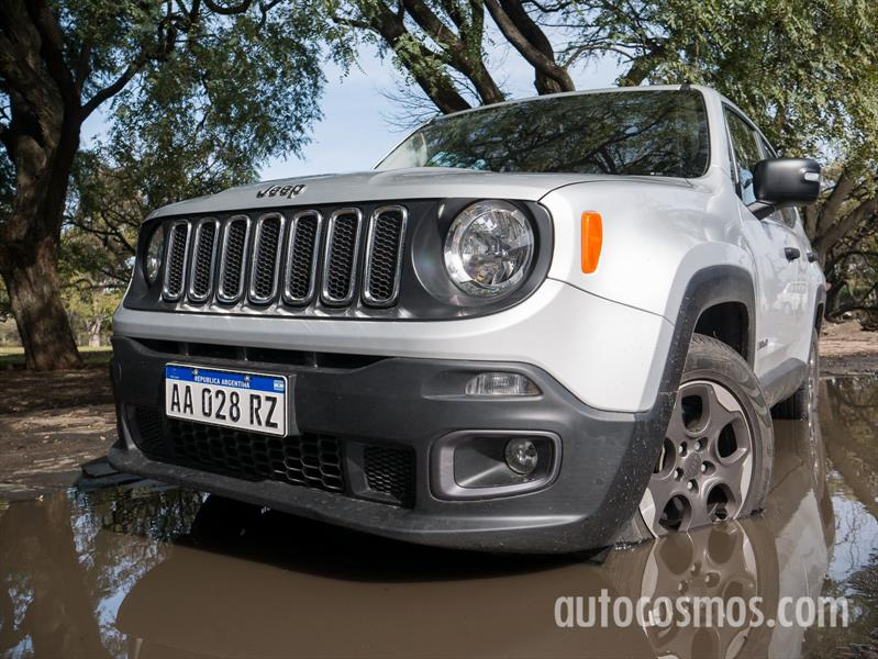 Jeep Renegade a prueba