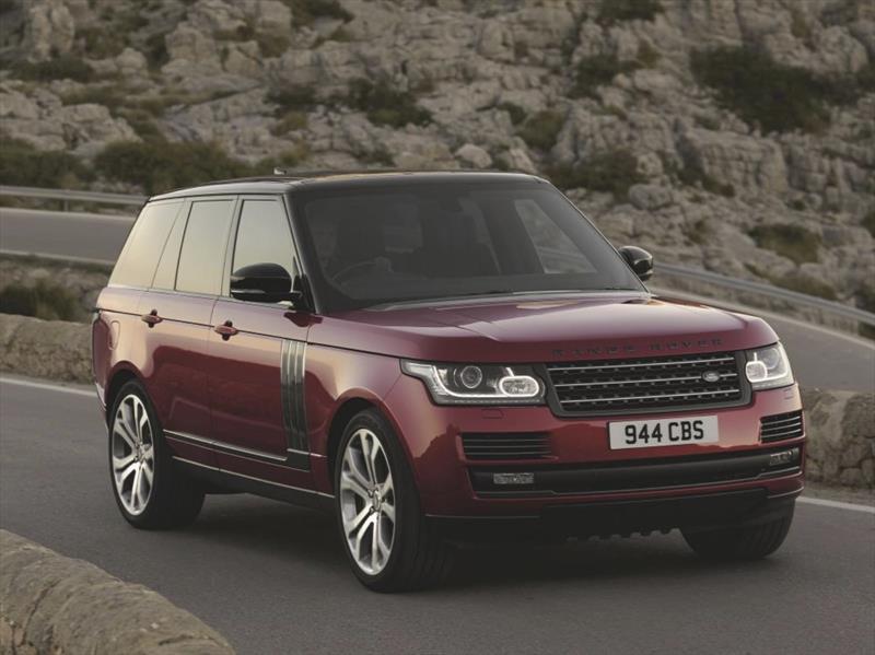 Range Rover 2017 SV Autobiography Dynamic
