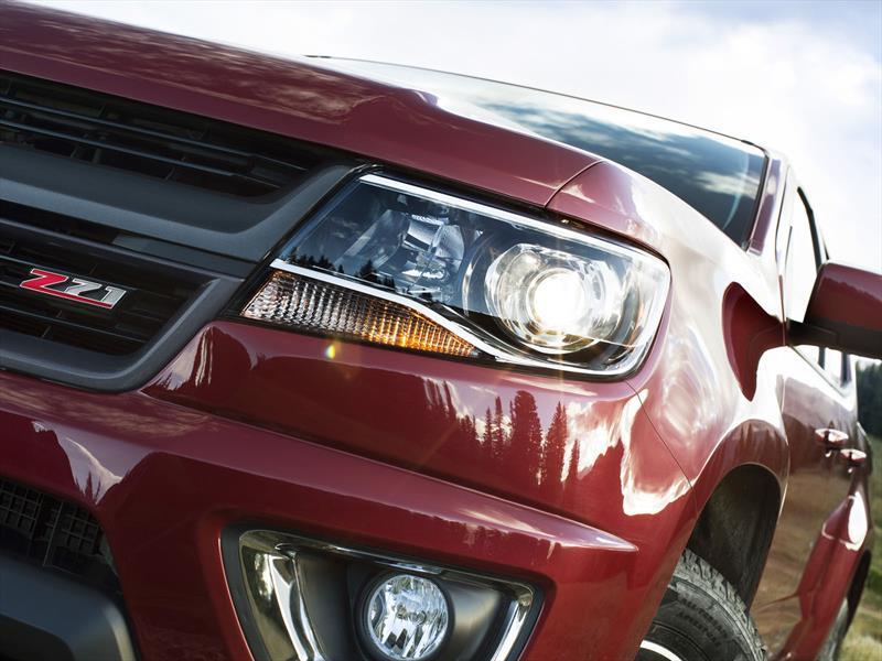 Chevrolet Colorado con espíritu de Camaro