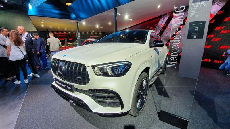 Mercedes-AMG GLE 53 Coupe 2021