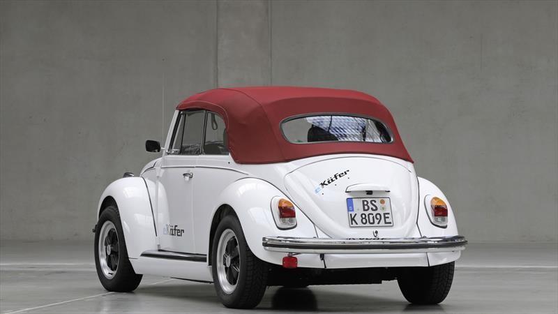 Volkswagen e-Beetle: el Escarabajo eléctrico