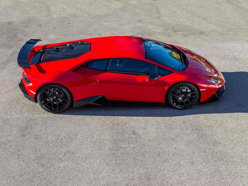 Lamborghini Huracán LP 580-2 por Novitec Torado