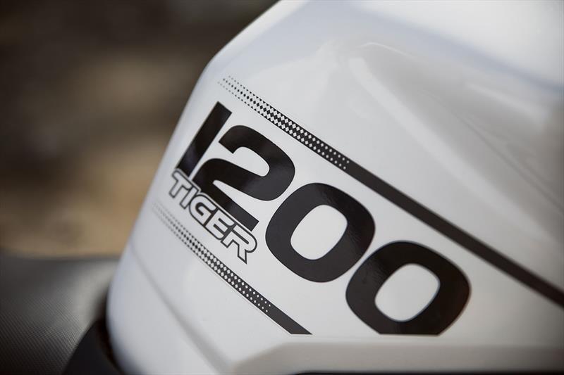 Triumph Tiger 800 y 1200 2018