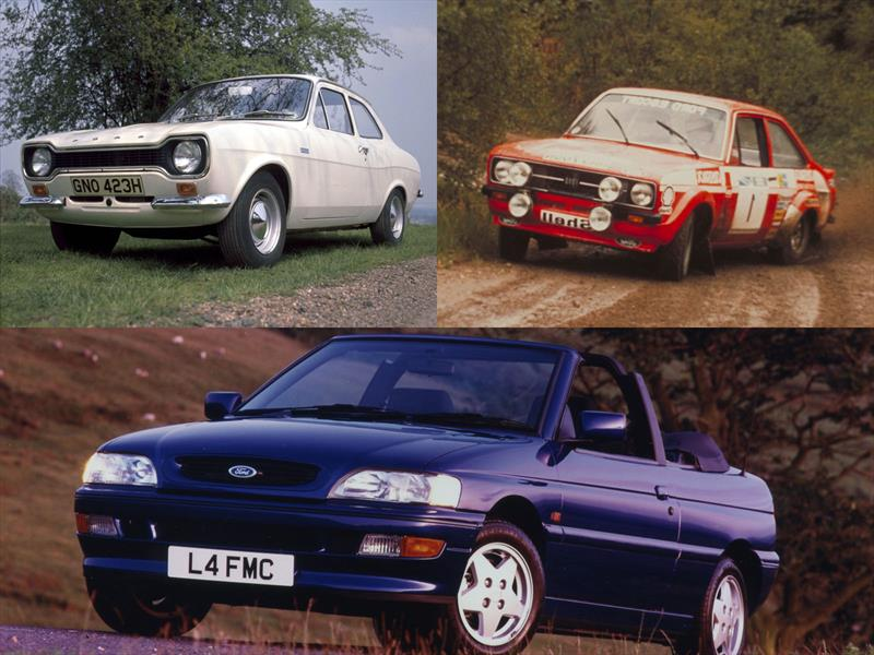 Top 10: Ford Escort