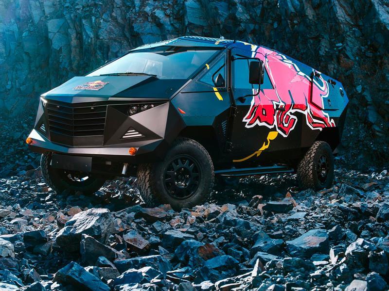 Red Bull Defender