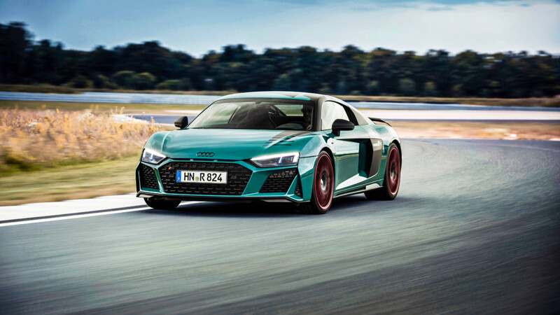 Audi R8 Green Hell Edition 2021