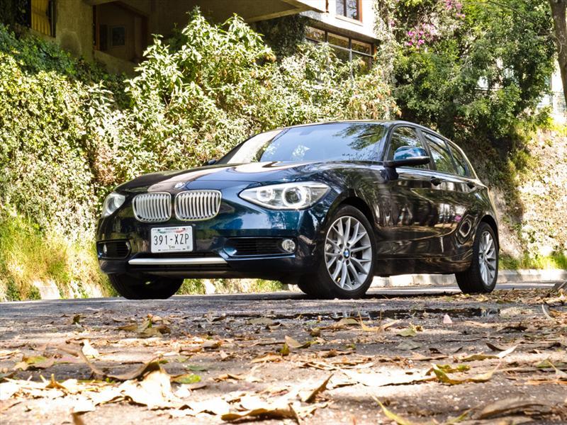 BMW 118iA 2012 prueba
