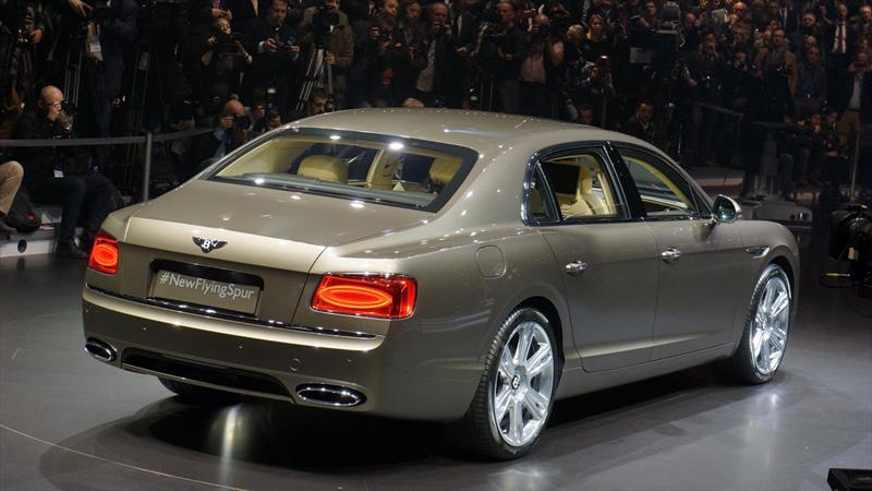 Bentley Flying Spur, la nueva generación del lujo