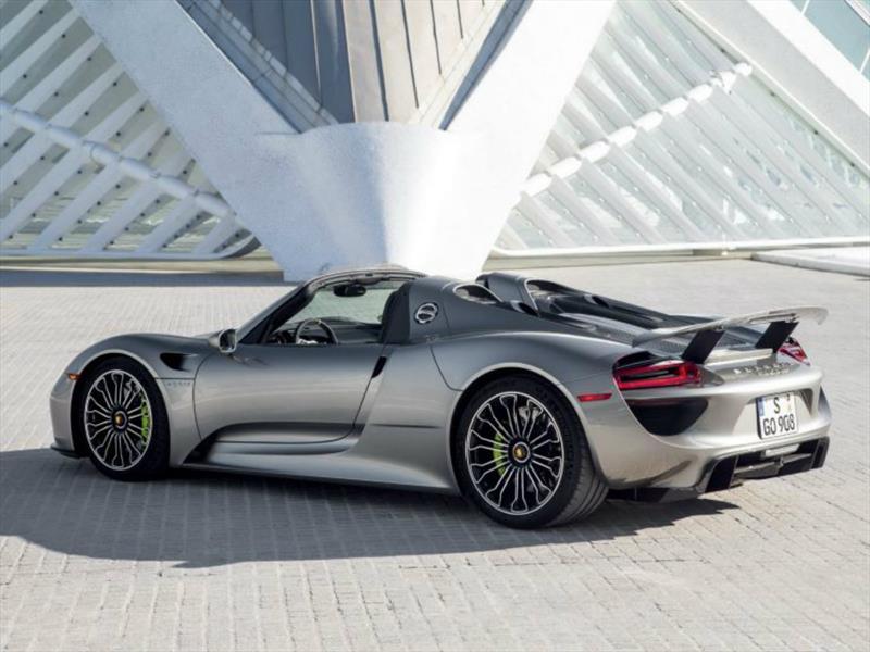 Top 10: Porsche 918 Spyder